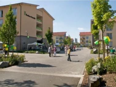 Die Residenz Osterfeld bietet die Abwechslung eines ganzen Viertels. Die Innenstadt ist schnell zu F...