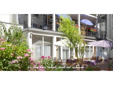 Die Seniorenresidenz Haus Steglitz wird allen modernen Ansprüchen und Anforderungen an Austattu...