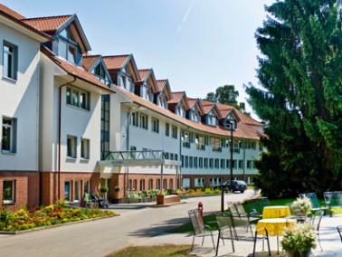 Das Heidehaus ist ein idyllischer Wohnort für Seniorinnen und Senioren. Bereits 1907 wurde auf ...