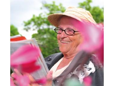 Wohnen in familiärer Atmosphäre    Das Helvita Seniorendomizil Familie Wohnsiedler in Bad...