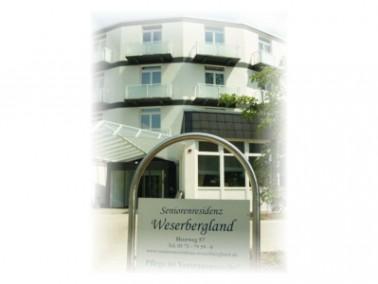 Die Seniorenresidenz Weserbergland liegt in Porta Westfalica, im Weserdurchgangstal. Die reizvolle L...