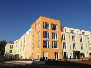 Das Integra Seniorenpflegezentrum Dortmund-Schüren hat im Dezember 2012 seine Türen ge&oum...