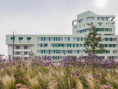 Das 2013 eröffnete KerVita Senioren-Zentrum