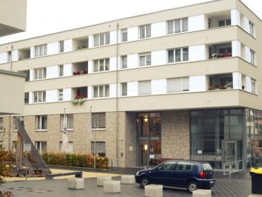 Das St. Anna-Seniorenheim befindet sich im EG und 1. OG des Wohn- und Pflegeverbundes Die bauliche S...