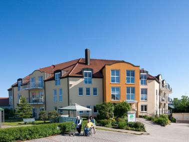 In Gräfenberg, dem Eingangstor zu Fränkischen Schweiz, liegt das SeniVita Seniorenhaus St....