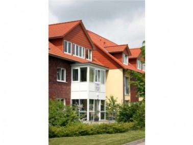 Das Haus Kirchberg ist ein Seniorenwohn- und Pflegeheim der Diakonie im Westen von Seevetal. Die Ein...