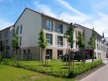 Im Herzen Deutschlands größter Insel Rügen, in der Kreisstadt Bergen, sind seit Augu...