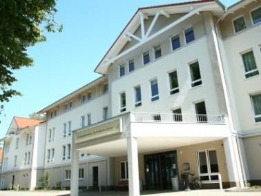 """Das KerVita Senioren-Zentrum """"Am Botanischen Garten"""" hat seit Juli 2009 in zentraler Lag..."""