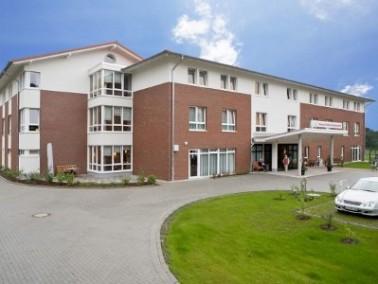 """Das moderne und komfortable KerVita Senioren-Zentrum """"Reppenstedt"""" liegt vor den Toren L..."""