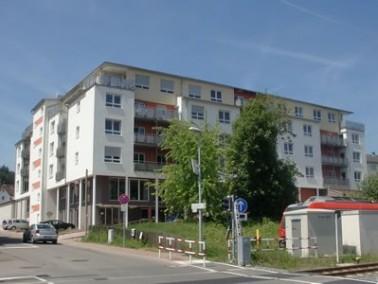 Die Seniorenresidenz liegt mitten im Erholungsgebiet Odenwald im Luftkurort Erbach. Die zentrale Lag...