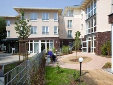 Das moderne ELIM Seniorencentrum Bergedorf wurde im April 2009 eröffnet und befindet sich in un...