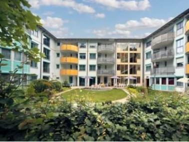 Der Seniorenhof Büchenbach liegt in der gleichnamigen Ortschaft Büchenbach am Neuen Fr&aum...