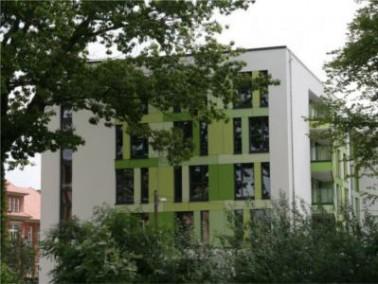 Das Integra Seniorenpflegezentrum Hamburg-Barmbek ist Bestandteil des Quartier 21, ein innovativer W...