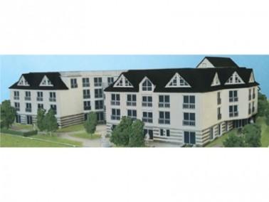 Das neue Integra Seniorenpflegezentrum in Winsen an der Luhewurde im Juni 2012 eröffnet. ...