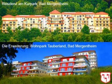 Der Altersruhesitz in  Bad Mergentheim  gehört zu den Residenzen Schloß Stetten (www.schl...