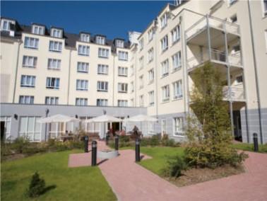 Umgebung     Der Senioren-Wohnpark Düsseldorf - Volksgarten befindet sich in einer beliebten Wo...