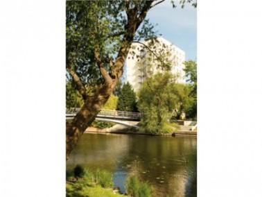 Im Zentrum Potsdams und dennoch umgeben von viel Grün- diese Kombination verleiht der Josephinen Woh...