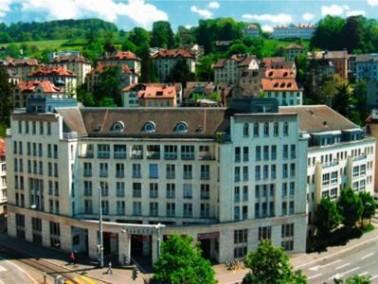 Am Rande der schönen Altstadt von St. Gallen liegt die Kursana Residenz am Spisertor. In unmitt...