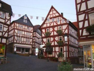 Das AWO-Altenzentrum Homberg liegt im historisch geprägten Stadtteil in unmittelbarer Nähe...