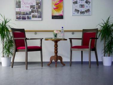 Die AWO-Seniorenresidenz in der Rodenberg-Klinik kann neben qualifizierter Pflege auch die klinische...