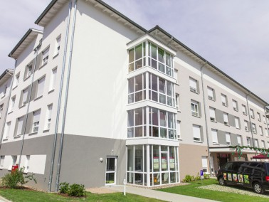 """Das KerVita Senioren-Zentrum """"An den Grachten"""" findet sich in direkter Nähe zur nie..."""