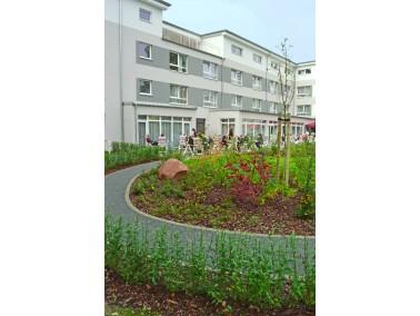 """Das Senioren-Zentrum """"Boddensegler"""" liegt südlich von Greifswald in Schönwalde..."""