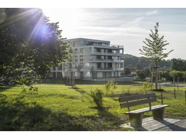 Das 2013 eröffnete Augustinum Meersburg verfügt durch seine einzigartige Lage oberhalb der...