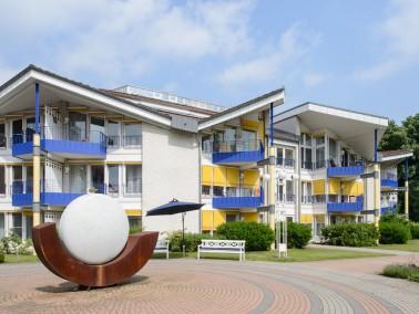 Stadtnah leben und die Natur genießen   Licht und Luft, Helligkeit und runde Formen: Das KWA ...