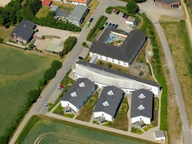 Die Alloheim Senioren-Residenz Süderbrarup liegt im gleichnamigen Ort nicht unweit von Schleswi...