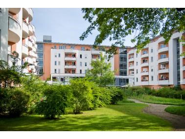 Im Herzen der Stadt, umgeben von gesunder Natur  Das KWA Stift im Hohenzollernpark in Berlin wurde 2...