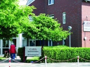 Das Motto der CARA Seniorenresidenz Am Immengarten lautet