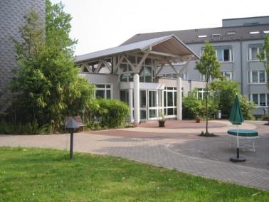 Das Haus der Generationen am DRK Zentrum im Weitmar ist eine Einrichtung im grünen Süden B...