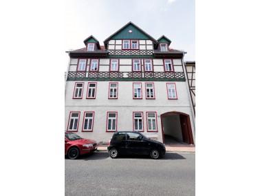 Das altehrwürdige Fachwerkgebäude wurde 2001 komplett saniert und befindet sich in ruhiger...