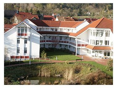 Die Service-Wohnanlage am Sportzentrum in Sondershausen bietet durch hochwertige Ausstattung und gep...