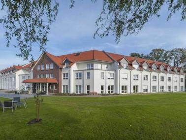 Die Seniorenresidenz am Auetal, die im August 2014 eröffnet hat, befindet sich im Ortskern in e...