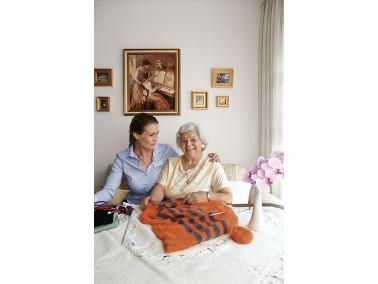Der ambulante Pflegedienst der CURANUM AG in Herne gehört zum  Seniorenstift