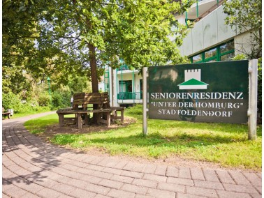 Liebevoll betreut in der Seniorenresidenz Unter der Homburg     Pflegebedürftige Senioren, insb...