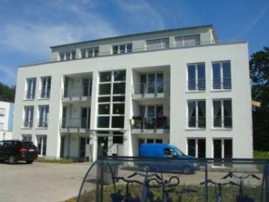 Die Seniorenresidenz am Halbach befindet sich in einer ruhigen Sackgasse im Neubaugebiet des Stadtei...