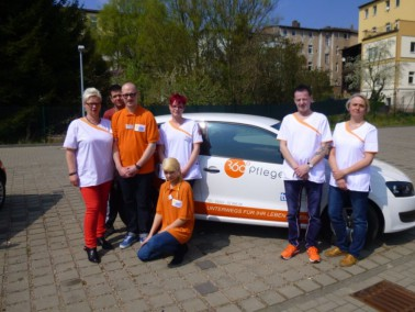 Unser Pflegedienst ist seit August 2013 in Eberswalde aktiv und versorgt stetig mehr Patienten mit P...