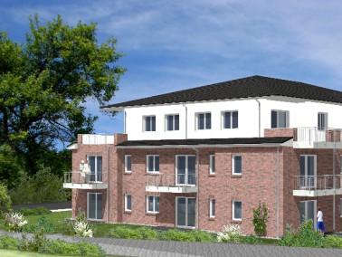 UNSERE STADTVILLA   Die Wohnanlage für Senioren entsteht auf einem ca. 1800 m² groß...