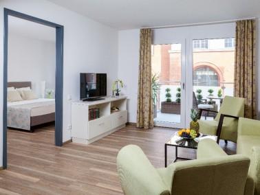 Die Wohnanlage ist komplett barrierefrei errichtet mit hochwertiger Ausstattung und Einrichtung. All...