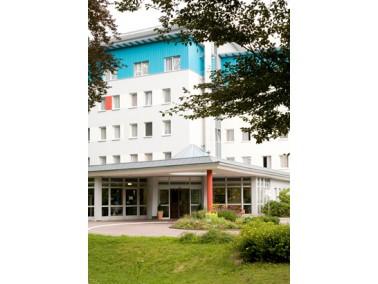 Die MediClin Seniorenpflegeeinrichtung Rennsteigblick im Kurort Tabarz liegt in einer der reizvollst...