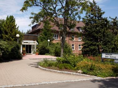 Die MediClin Seniorenresidenz Am Baar-Zentrum liegt im Südwesten von Baden-Württemberg in ...