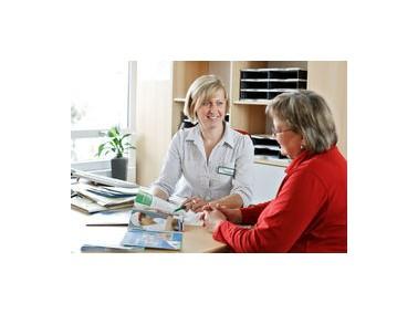 Der Ambulante Dienst des Kleeblatts in Ludwigsburg richtet sein pflegerisches und hauswirtschaftlich...