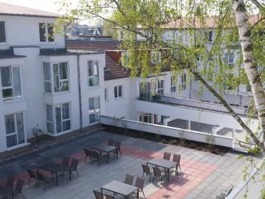 Die Passat Pflegeresidenz liegt im Stadtteil Bramfeld im Nordosten von Hamburg. Mit seinem dörf...