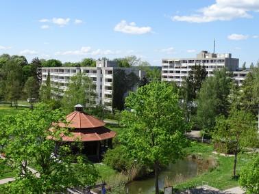 Die Seniorenresidenz Bad Windsheim ermöglicht Ihnen ein eigenständiges, niveauvolles Wohne...