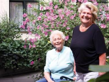 Das Senioren-Domizil Invalidenstraße liegt in Berlin-Mitte in dem schönen, denkmalgesch&u...