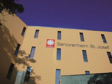 Im Herzen Schönebergs, nahe dem Rathaus Schöneberg, liegt das Caritas-Seniorenheim St. Jos...