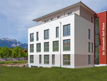 Folgende Betreuungs- und Wohnformen werden im Dr. Elisabeth Seif Haus angeboten:    Im  Erdgeschoss...