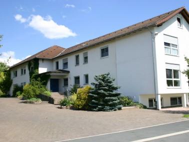 In unserem Haus in Goddelsheimleben die 31 Bewohner in einer fast familiären Atmosph&auml...